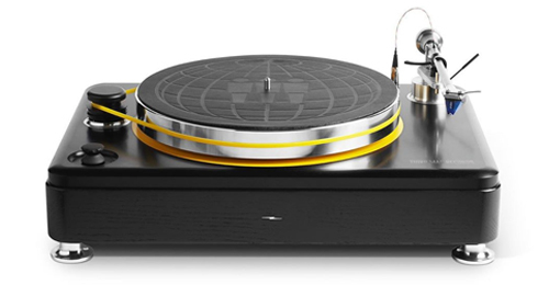 Third Man Turntable in Partnership with Shinola
