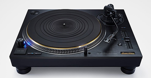 Technics releases 55th anniversary edition SL-1210GAE turntable