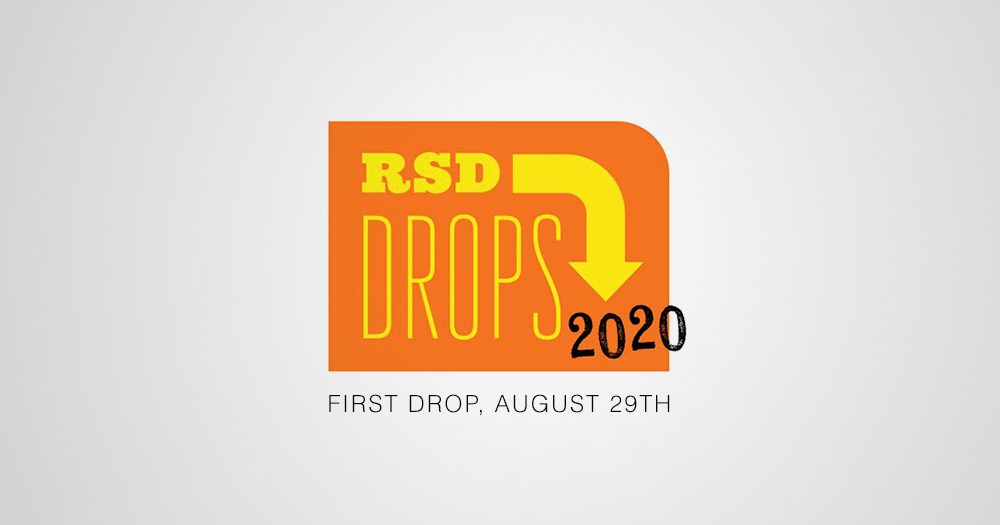 Colored vinyl releases in the first batch of 2020's RSD Drops (Saturday, August 29) cover