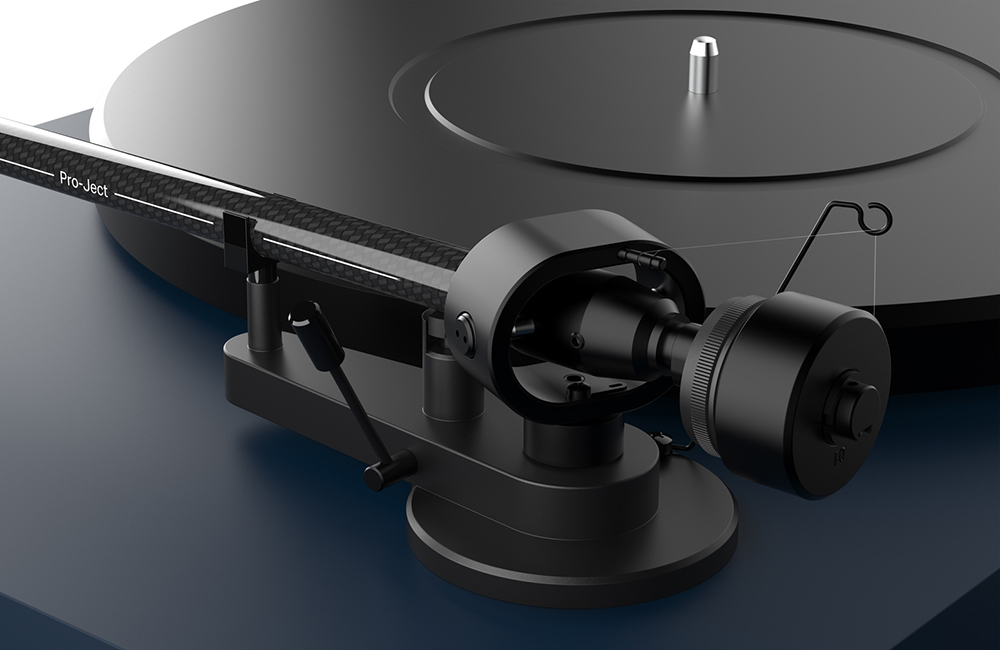 Pro-Ject launches new Debut Carbon Evolution record player