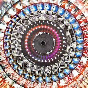 Vinyl zoetropes image gallery