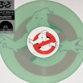 Glow in the dark vinyl image gallery