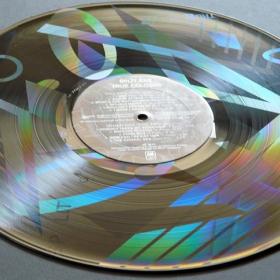 Laser etched vinyl image gallery