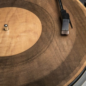 Laser cut wood records image gallery