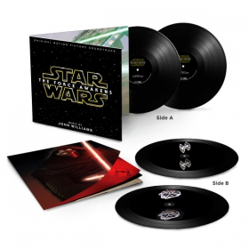 Star Wars - Hologram vinyl image gallery