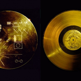 The Voyager Golden Record image gallery