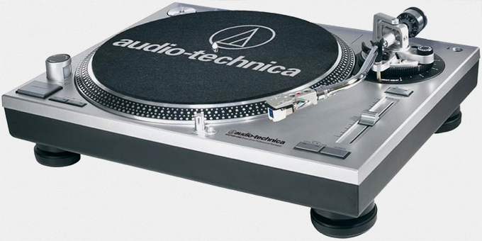 Audio Technica AT-LP120 USB