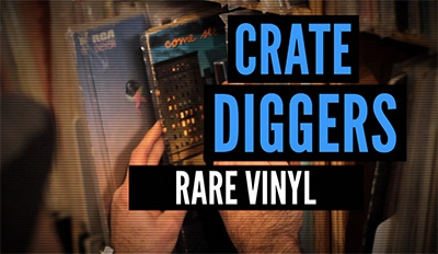 Crate Diggers mini-series by Fuse