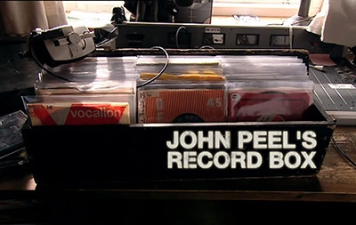 John Peel's Record Box (2005, 51 min)