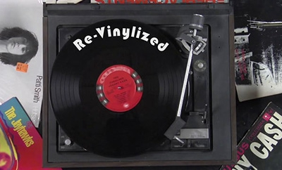 Re-Vinylized (2011, 30 min)