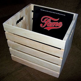 Record crates and storage boxes image gallery