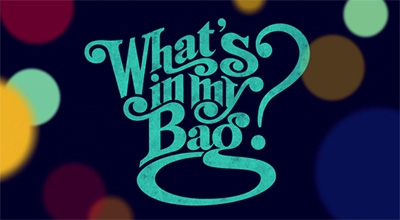 What's In My Bag? mini-series by Amoeba Music