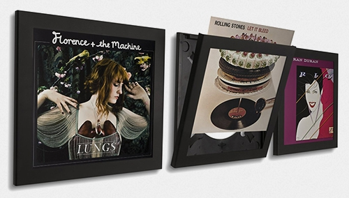 Art Vinyl - Play and Display Record Frame