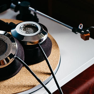 Great open-back headphones to pair with your vinyl setup