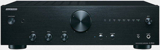 Onkyo A-9010 (with phono input)