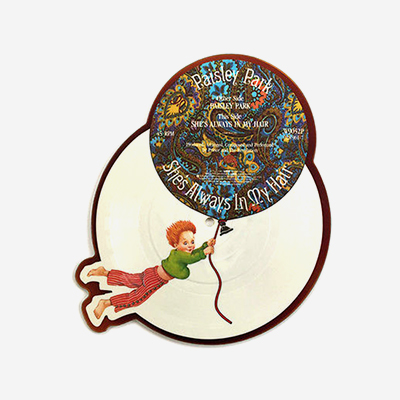 Showcase of Some Awesome Looking Shaped Picture Discs