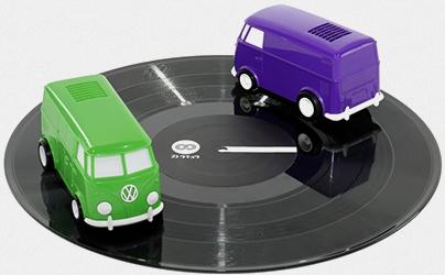 Soundwagon / Record runner