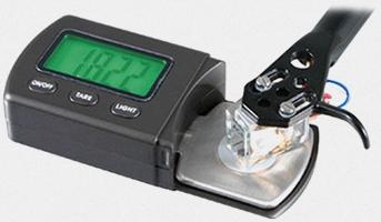 Tracking force gauge