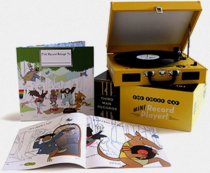 Turntable for kids