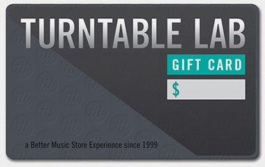 Turntable Lab Gift Card