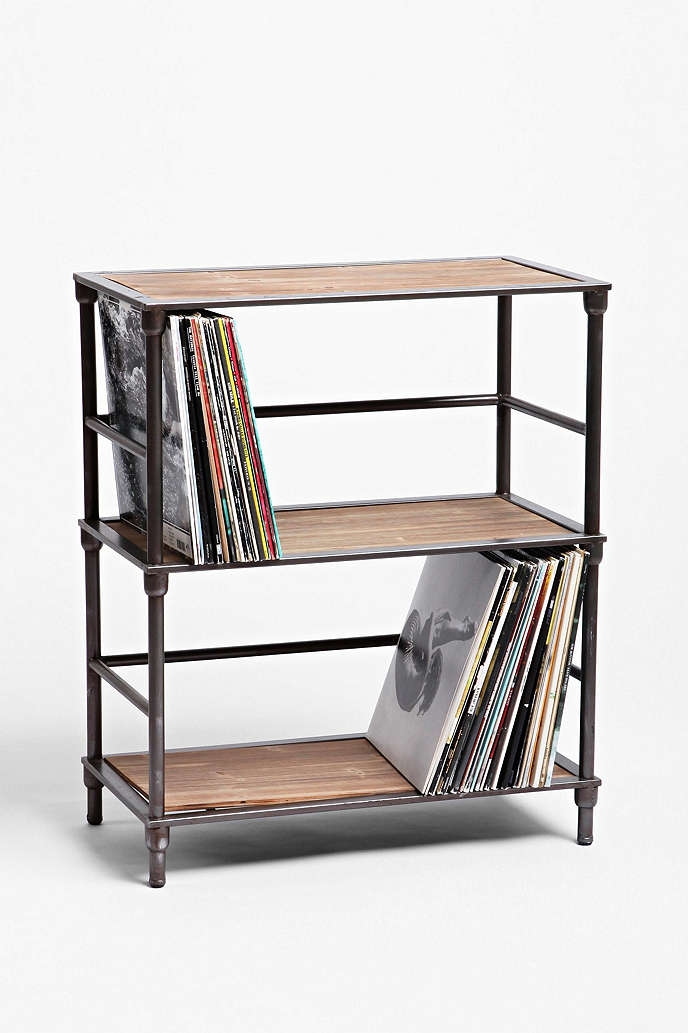 Vinyl Record Storage And Shelving Solutions