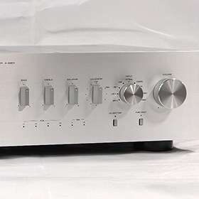 Yamaha A-S301 (with phono input) image gallery