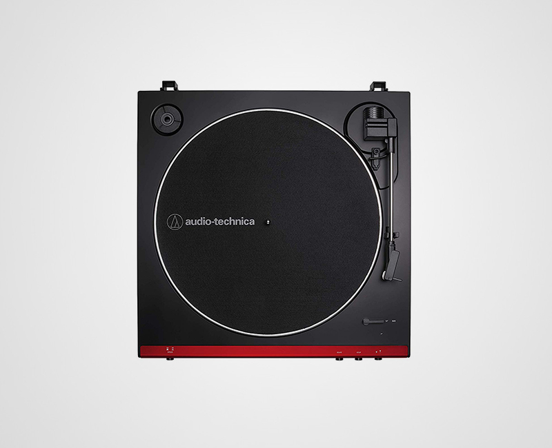 Audio-Technica AT-LP60XBT Turntable image gallery