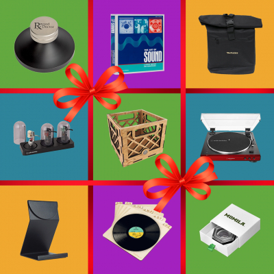 Best Christmas Gifts for Vinyl Lovers & Record Collectors in 2020