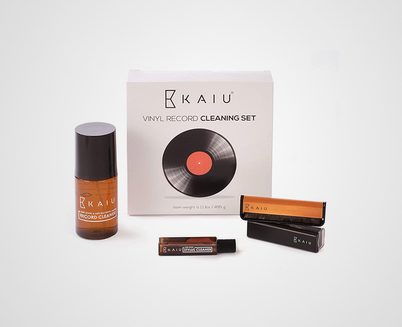 KAIU Record Cleaning Kit image gallery