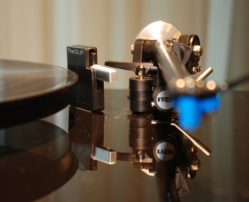 Q UP Automatic Tonearm Lifter image gallery