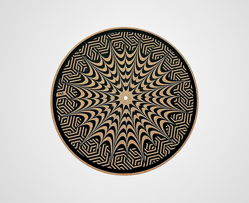 TAZstudio Cork Platter Mat image gallery