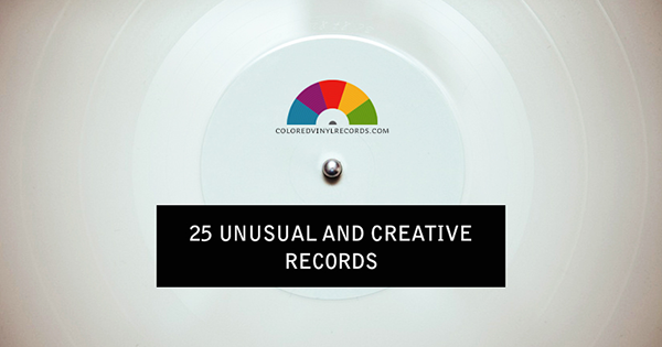 28 Unusual And Creative Vinyl Records