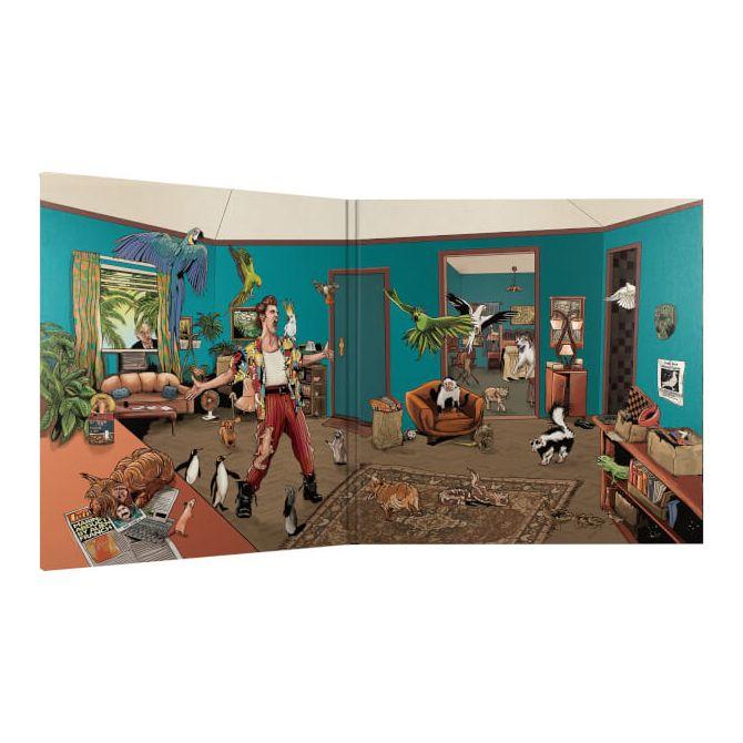 Ace Ventura Original Soundtrack Colored Vinyl