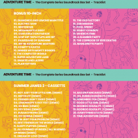 Adventure Time - The Complete Series Soundtrack