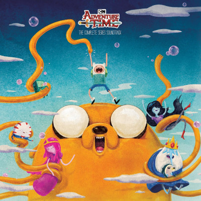 Adventure Time -The Complete Series Soundtrack