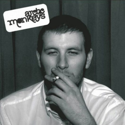 Arctic Monkeys -Whatever People Say I Am, That's What I'm Not