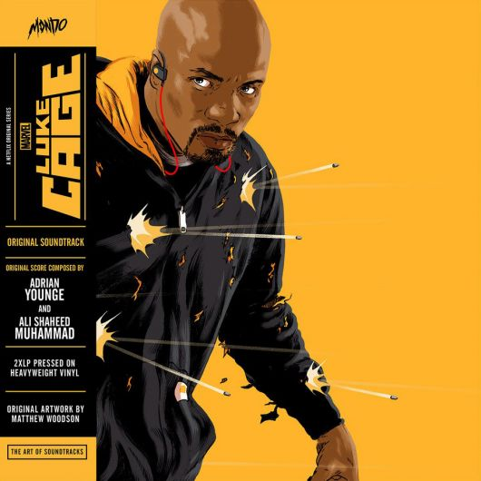 Adrian Younge and Ali Shaheed Muhammed - Luke Cage OST