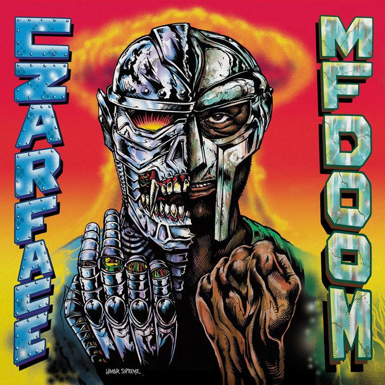 Image result for czarface meets metal face