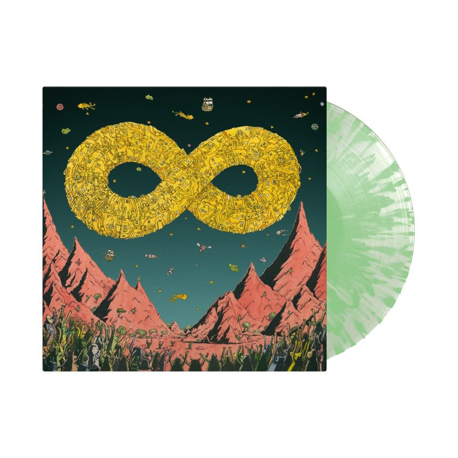 Dance Gavin Dance Mothership Colored Vinyl