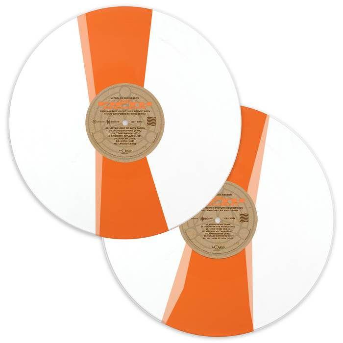 Eric Serra The Fifth Element Ost Colored Vinyl