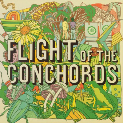 Flight Of The Conchords - Flight Of The Concords