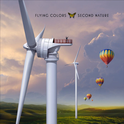 Flying Colors -Second Nature (2xLP)