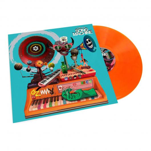 Gorillaz -Song Machine Season 1