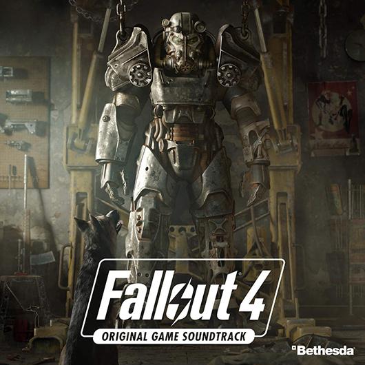 Inon Zur - Fallout 4: Deluxe Vinyl Soundtrack