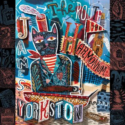 James Yorkston -The Route To The Harmonium