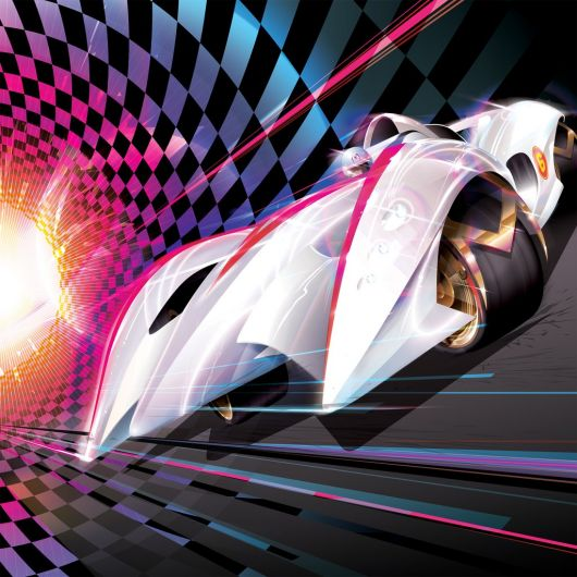 Michael Giacchino - Speed Racer (Original Motion Picture Score)