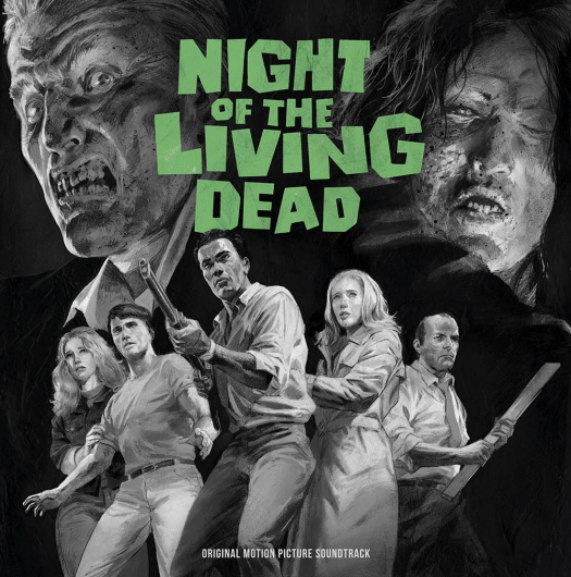 Night Of The Living Dead - 50th Anniversary Original Motion Picture Soundtrack