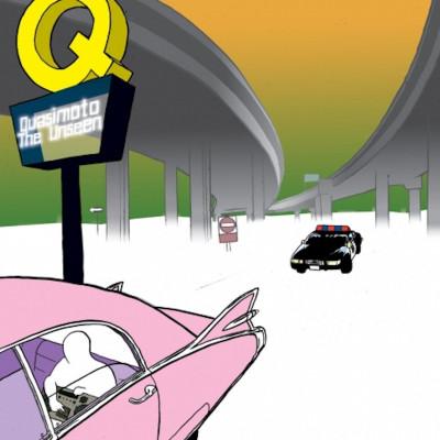 Quasimoto -The Unseen (2xLP)