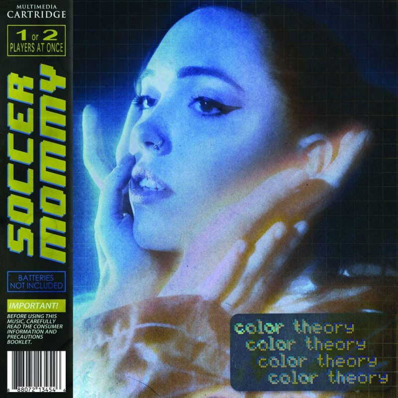 Soccer Mommy Color Theory Colored Vinyl