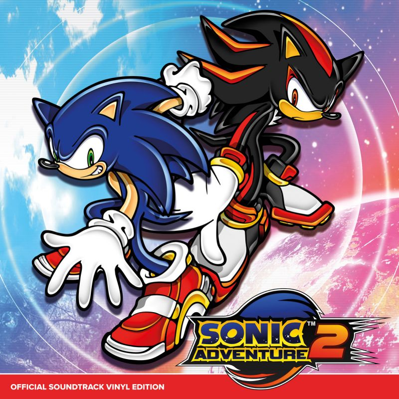 Takashi Iizuka Amp Jun Senoue Sonic Adventure 2 Colored Vinyl